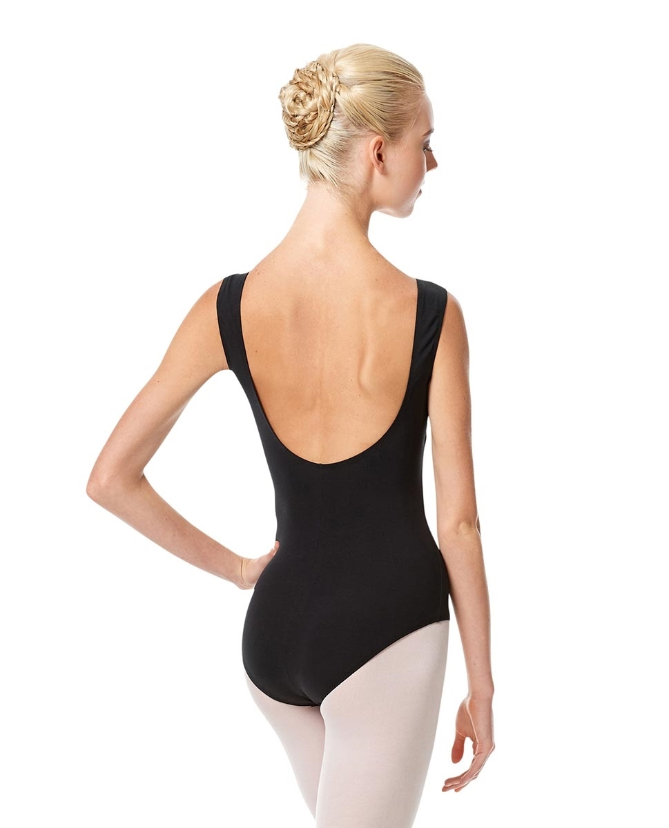 High Neckline Tank Leotard Olimpia