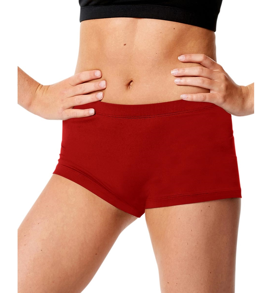Hot Pants Lisette DARK RED