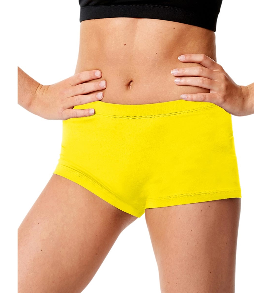 Hot Pants Lisette YELLOW
