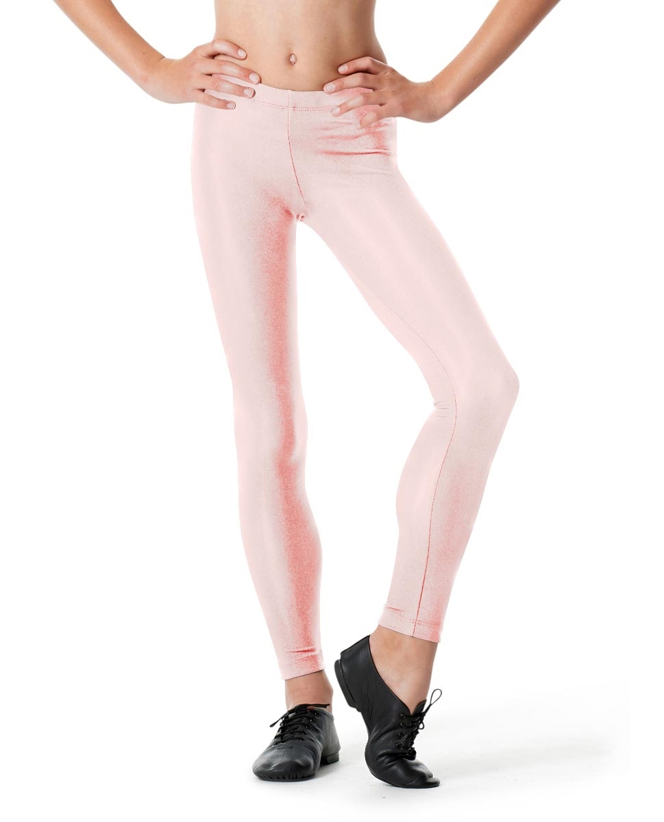 Girls Ankle Leggings Rafaella PINK