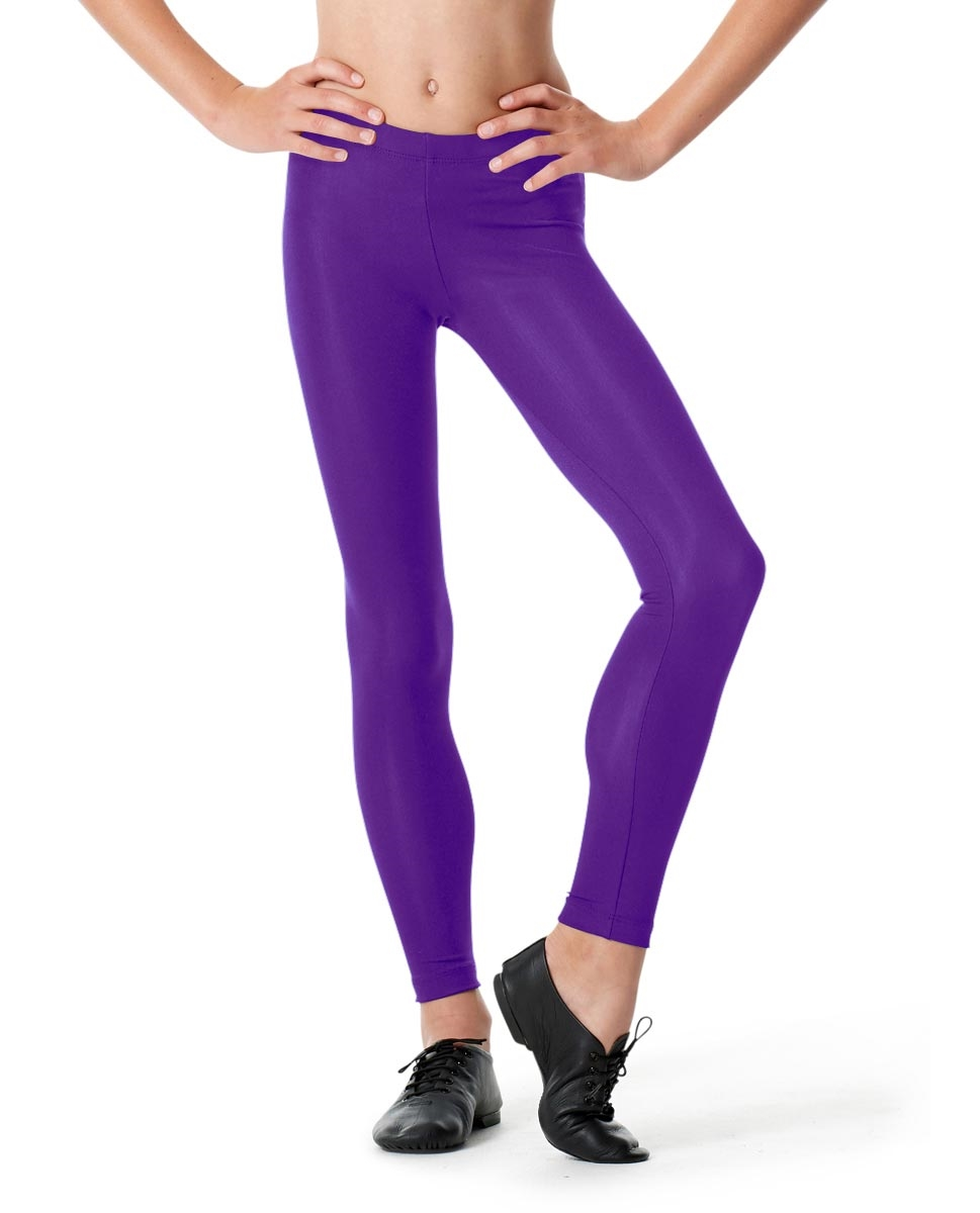 Girls Ankle Leggings Rafaella PURPLE