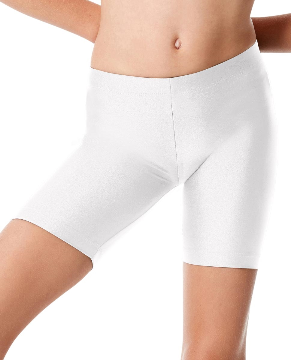 Girls Cycling Shorts Janelle WHITE