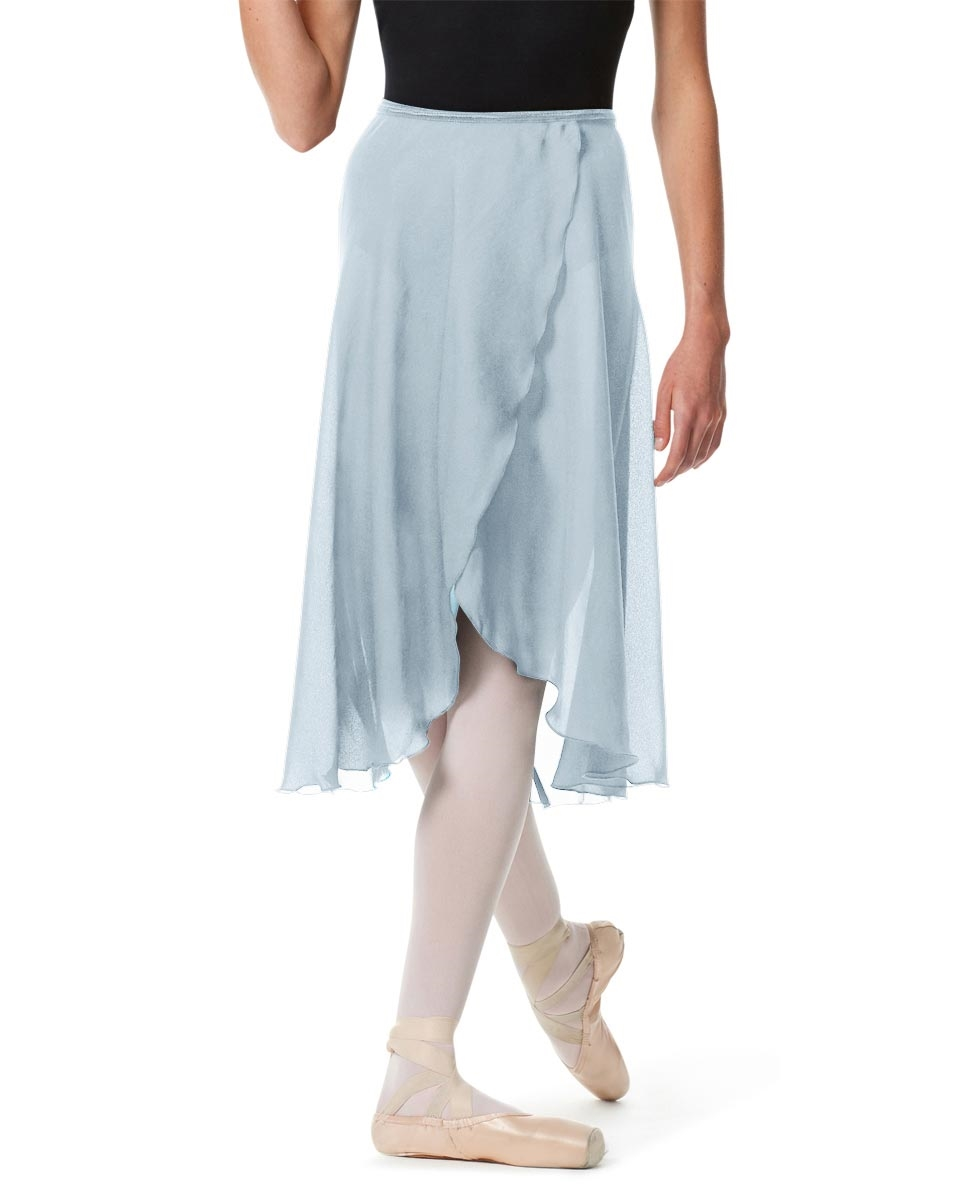 Knee Length Georgette Ballet Skirt Renee SKY