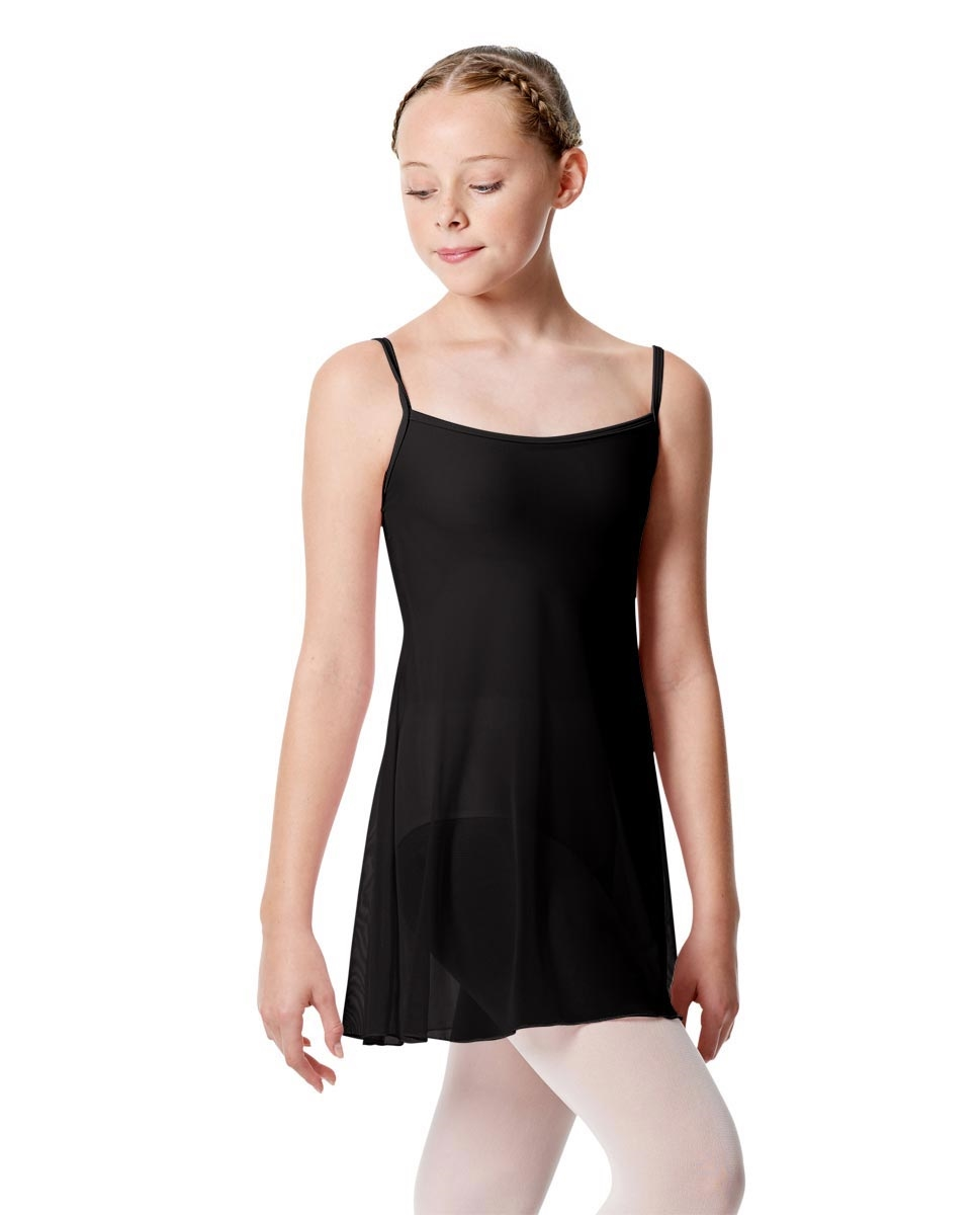 Girls Camisole Dance Dress Danielle BLACK