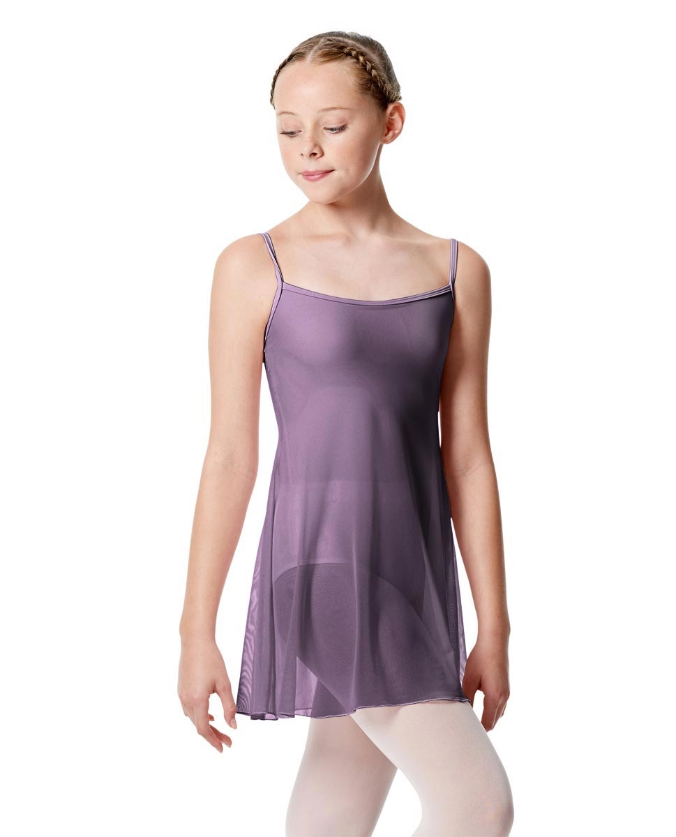 Girls Camisole Dance Dress Danielle LAVENDER