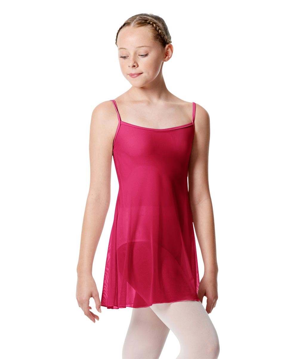 Girls Camisole Dance Dress Danielle MUL