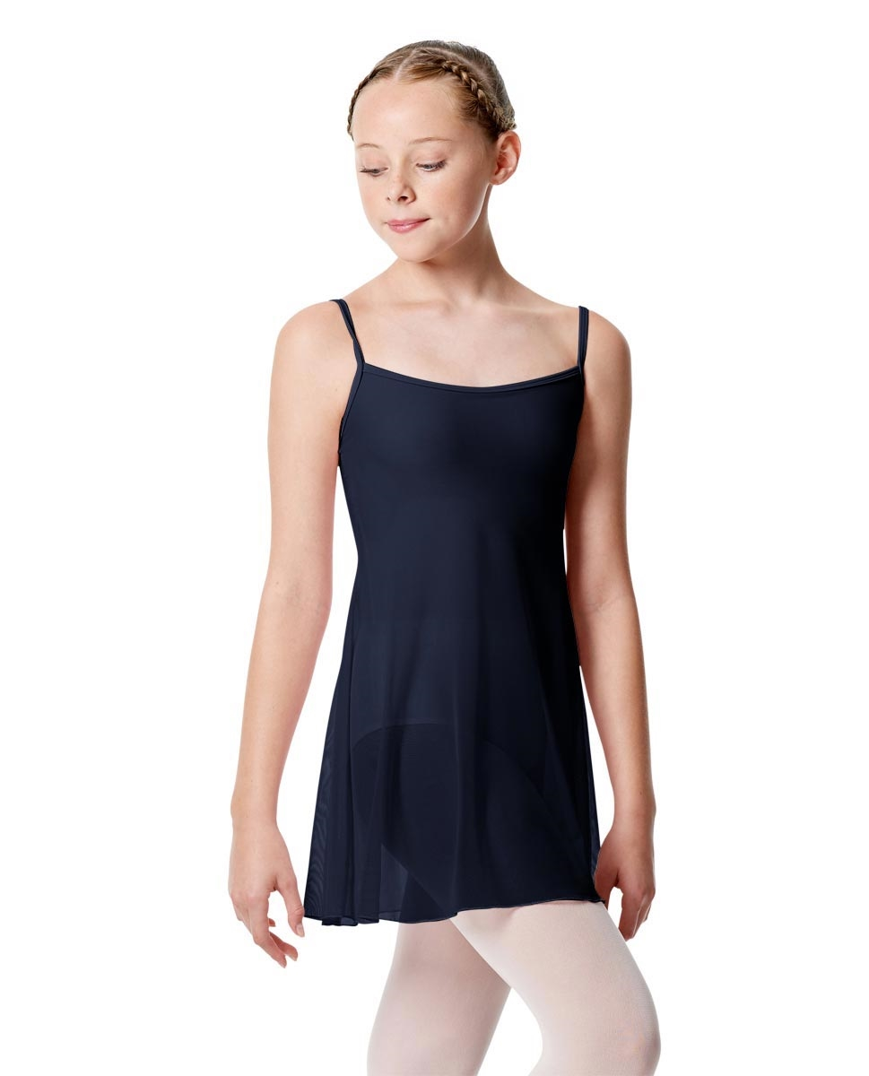 Girls Camisole Dance Dress Danielle NAVY