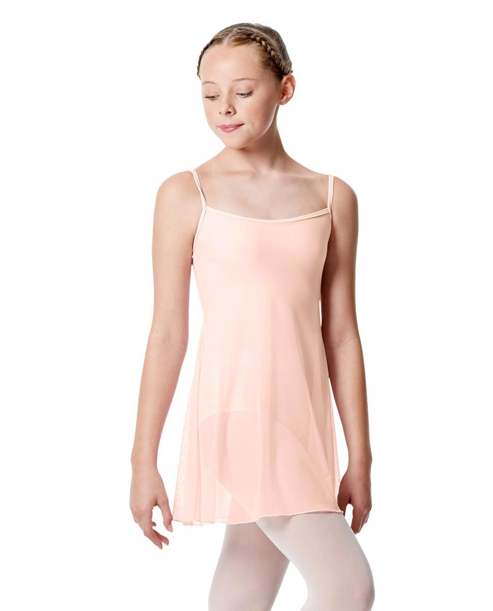 Girls Camisole Dance Dress Danielle PINK