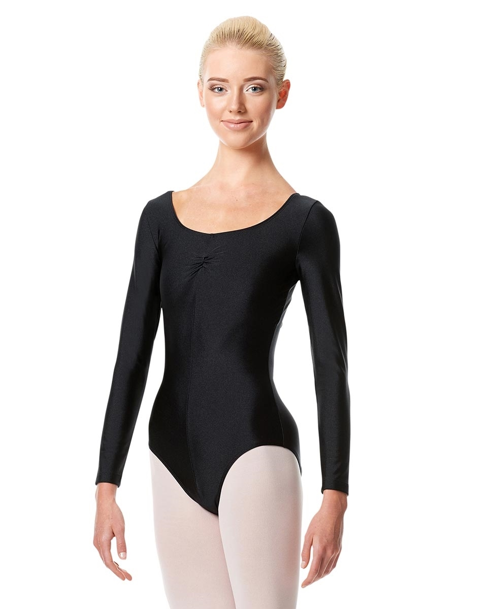 Long Sleeve Ballet Leotard Giselle