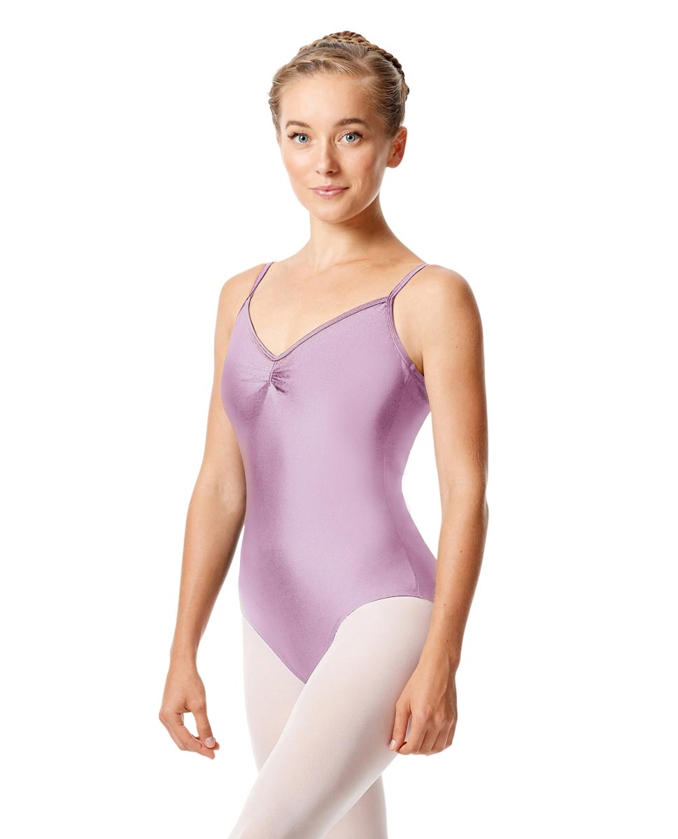 Sleeveless Dance Leotard Agnes LILAC