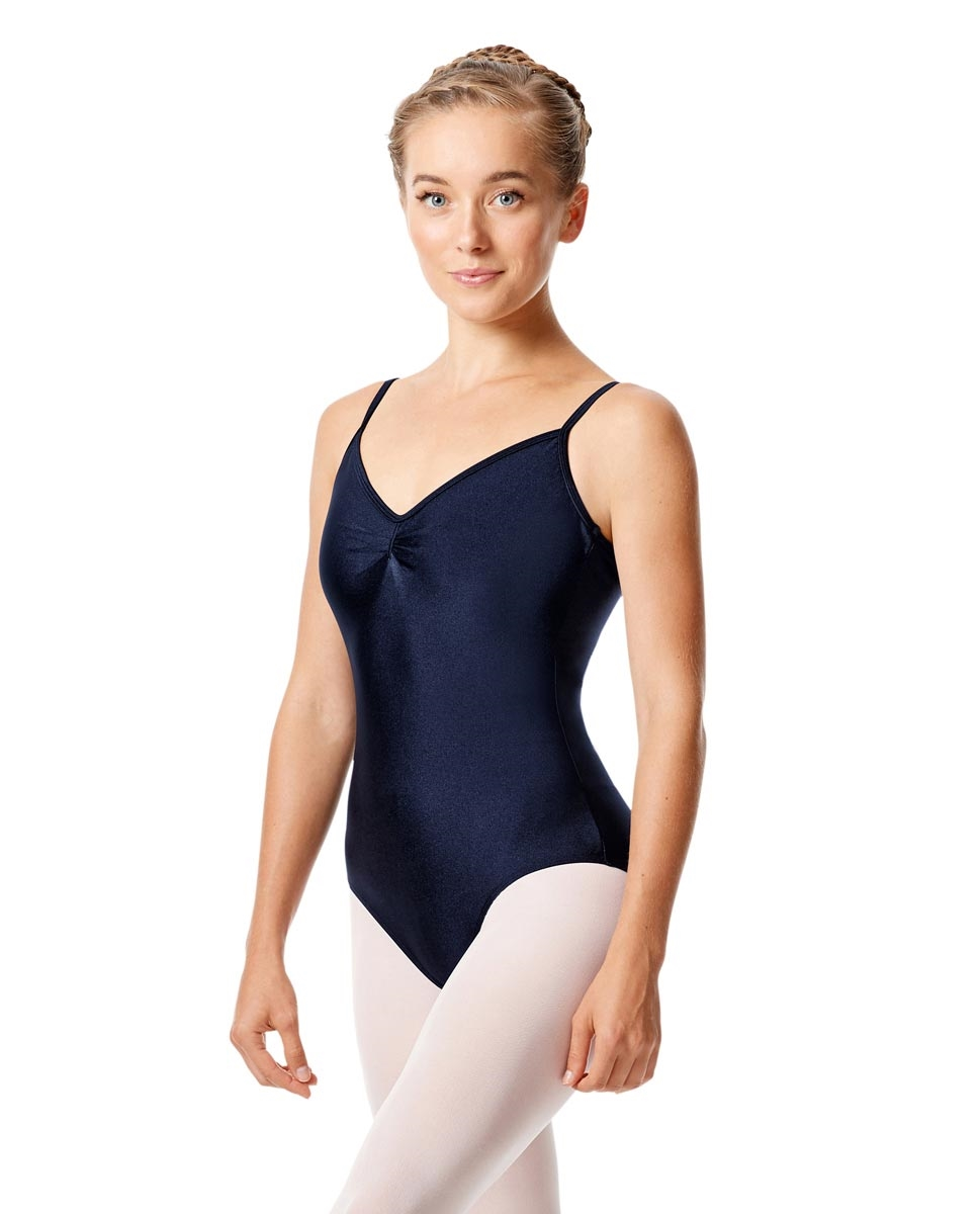Sleeveless Dance Leotard Agnes NAVY