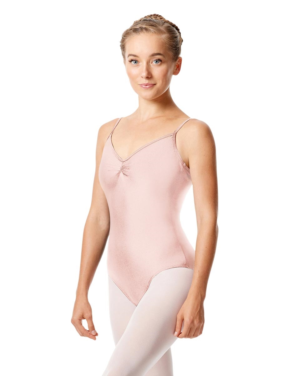 Sleeveless Dance Leotard Agnes PINK