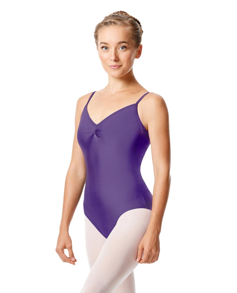 Sleeveless Dance Leotard Agnes PURPLE