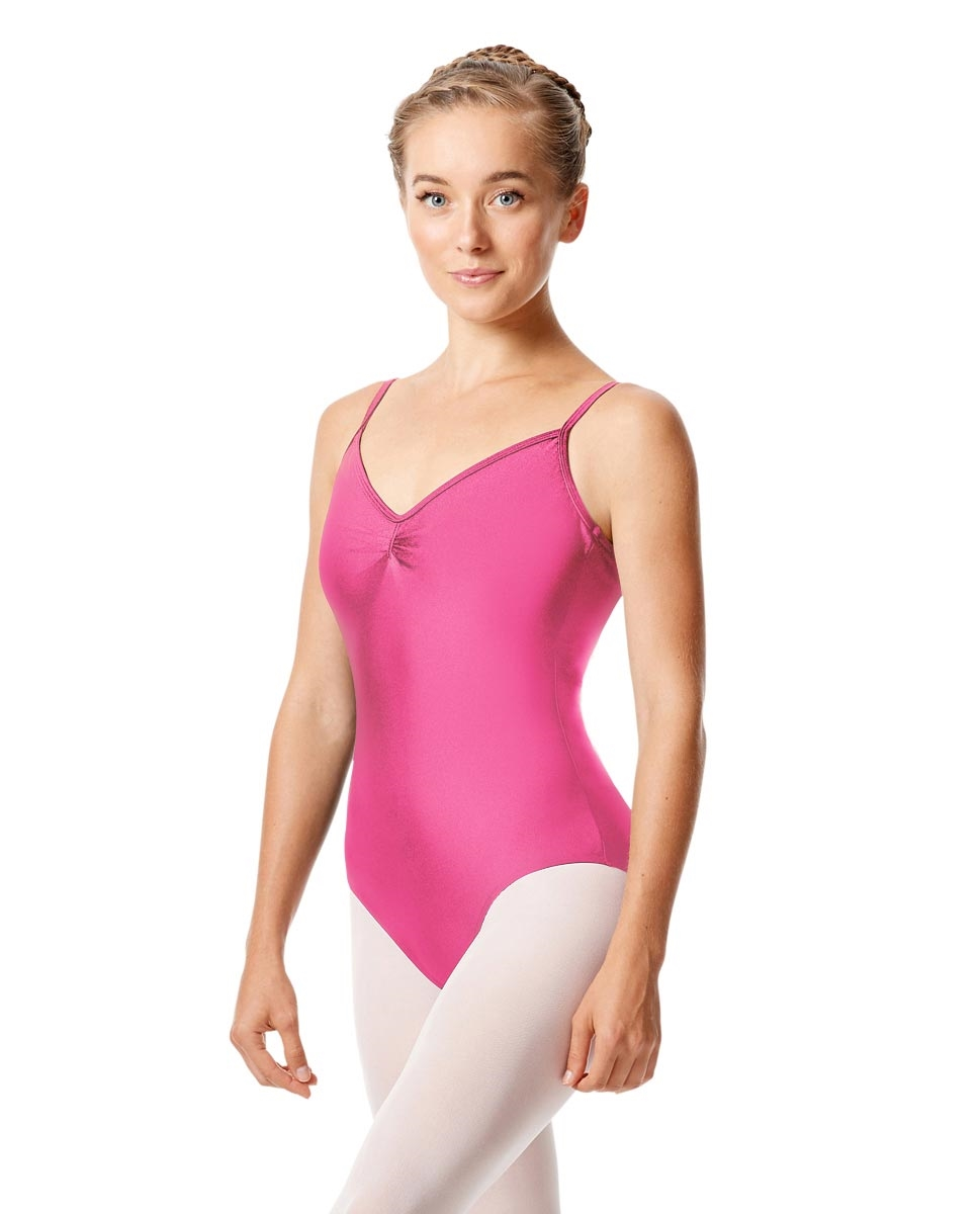 Sleeveless Dance Leotard Agnes ROSE