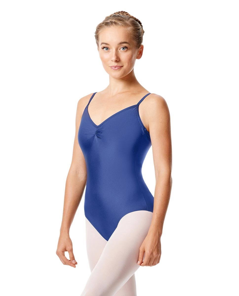 Sleeveless Dance Leotard Agnes ROYAL