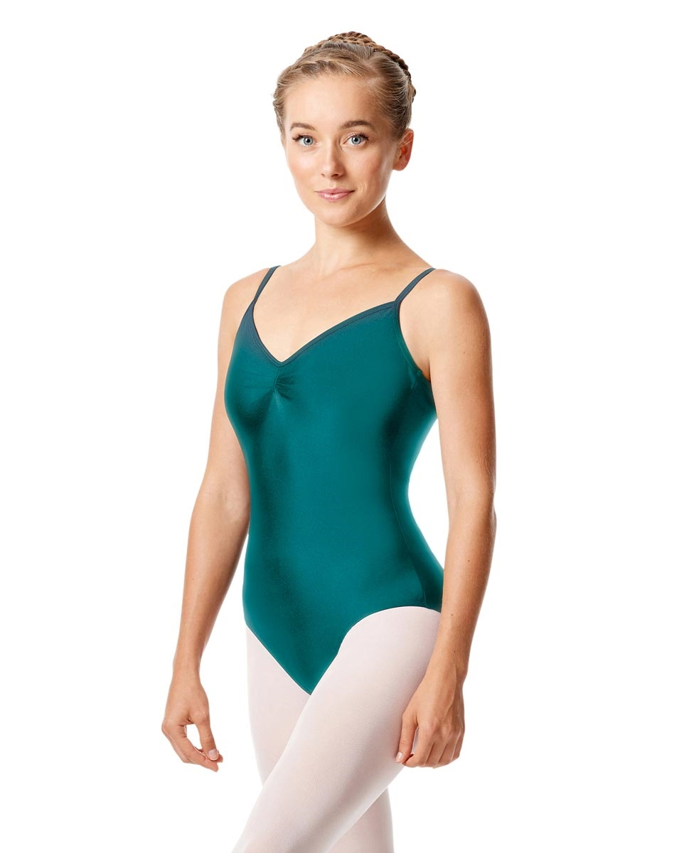 Sleeveless Dance Leotard Agnes TEAL