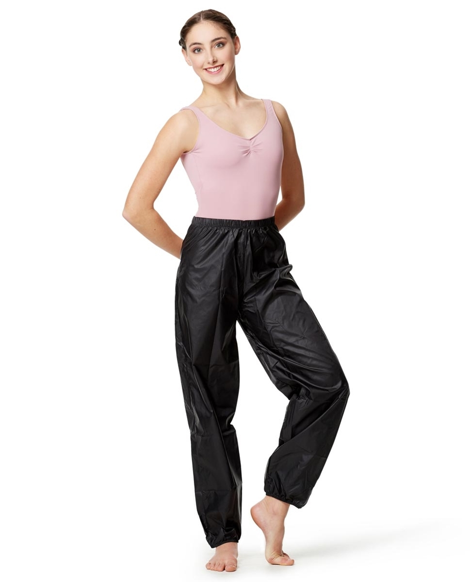 Women Long Nylon Sweatpants Molly