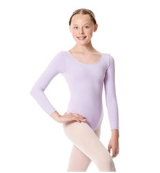 Girls Long Sleeve Leotard Martha