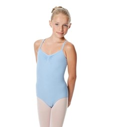 Girls Camisole Crisscross Leotard Jane