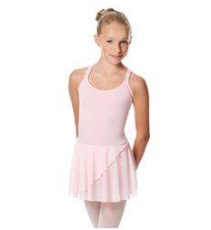Girls Skirted Leotard Linda