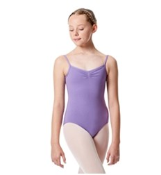 Girls Camisole Dance Leotard Faina