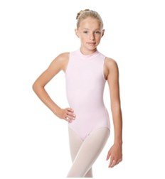 Girls Turtleneck Dance Leotard Belina