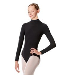 Girls Mock Turtle Dance Leotard Liana