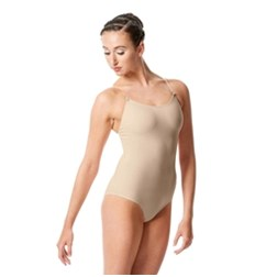 Nude Camisole Brief Bodysuit Geneva