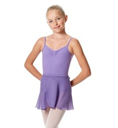 Girls Georgette Wrap Skirt Viola
