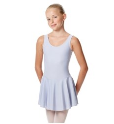 Girls Tank Skirted Leotard Yasmin